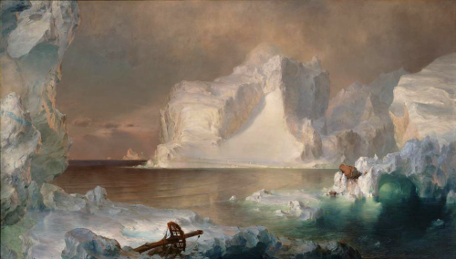 Frederic Edwin Church, The Icebergs, 1861.png