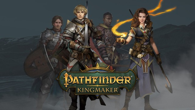 pathfinder-kingmaker-party-of-four